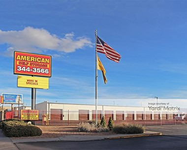 Storage Units for Rent available at 720 Candelaria Road NE, Albuquerque, NM 87107 Photo Gallery 1