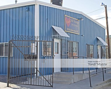 Storage Units for Rent available at 5516 Silver Avenue SE, Albuquerque, NM 87110 Photo Gallery 1