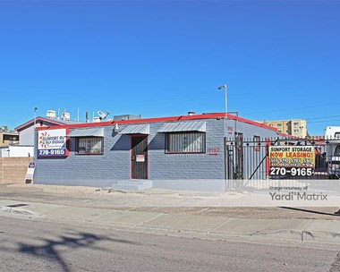 Storage Units for Rent available at 1824 Buena Vista Drive SE, Albuquerque, NM 87106 Photo Gallery 1