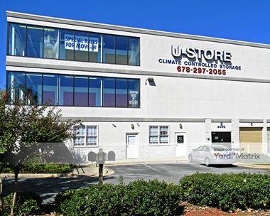 Storage Units for Rent available at 4400 Kimball Bridge Road, Alpharetta, GA 30005 Photo Gallery 1