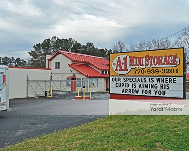 Storage Units for Rent available at 6274 Lawrenceville Highway 29, Tucker, GA 30084 Photo Gallery 1