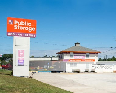 Storage Units for Rent available at 6906 Tara Blvd, Jonesboro, GA 30236 Photo Gallery 1