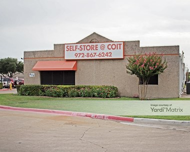 Storage Units for Rent available at 613 Coit Road, Plano, TX 75075 Photo Gallery 1