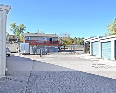 Storage Units for Rent available at 6125 Mark Dabling Blvd, Colorado Springs, CO 80919 Photo Gallery 1