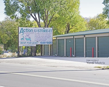 Storage Units for Rent available at 3533 West Colorado Avenue, Colorado Springs, CO 80904 Photo Gallery 1