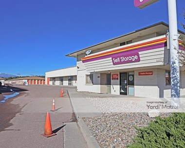 Storage Units for Rent available at 2460 North Powers Blvd, Colorado Springs, CO 80915 Photo Gallery 1