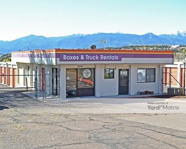 Storage Units for Rent available at 5250 Tomah Drive, Colorado Springs, CO 80918 Photo Gallery 1
