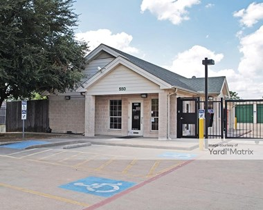 Storage Units for Rent available at 550 South IH-35, Round Rock, TX 78681 Photo Gallery 1