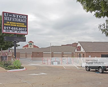 Storage Units for Rent available at 300 West Euless Blvd, Euless, TX 76040 Photo Gallery 1