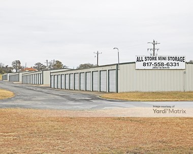 Storage Units for Rent available at 3802 North Main Street, Cleburne, TX 76031 Photo Gallery 1