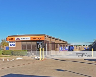 Storage Units for Rent available at 6511 Colleyville Blvd, Colleyville, TX 76034 Photo Gallery 1