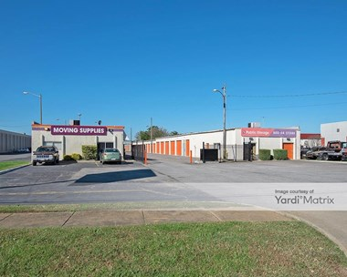 Storage Units for Rent available at 1409 Diamond Springs Road, Virginia Beach, VA 23455 Photo Gallery 1