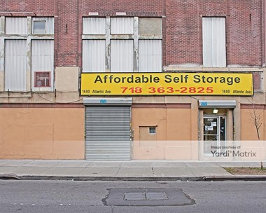 Storage Units for Rent available at 1680 Atlantic Avenue, Brooklyn, NY 11213 Photo Gallery 1
