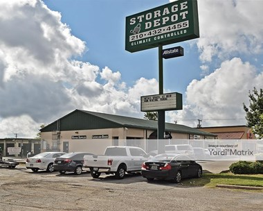 Storage Units for Rent available at 1750 South General Mcmullen, San Antonio, TX 78237 Photo Gallery 1