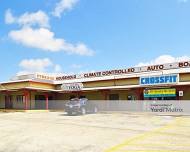 Storage Units for Rent available at 25300 Interstate 10 Frontage Road, San Antonio, TX 78257 Photo Gallery 1
