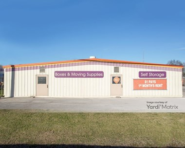 Storage Units for Rent available at 13300 Hempstead Hwy, Houston, TX 77040 Photo Gallery 1