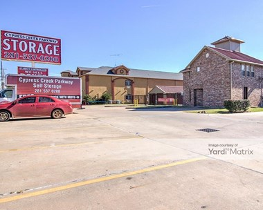 Storage Units for Rent available at 1429 Cypress Creek Pkwy, Houston, TX 77090 Photo Gallery 1