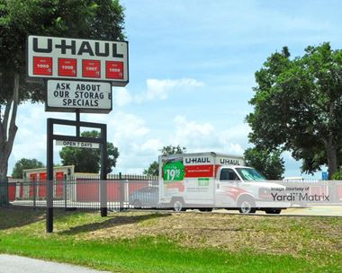 Storage Units for Rent available at 15519 West US Highway 441, Eustis, FL 32726 Photo Gallery 1