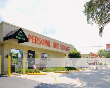 Storage Units for Rent available at 1365 East Semoran Blvd, Apopka, FL 32703 Photo Gallery 1