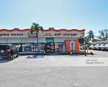 Storage Units for Rent available at 2801 North Dixie Hwy, Wilton Manors, FL 33334 Photo Gallery 1