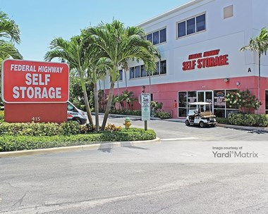 Storage Units for Rent available at 415 South Federal Hwy, Deerfield Beach, FL 33441 Photo Gallery 1