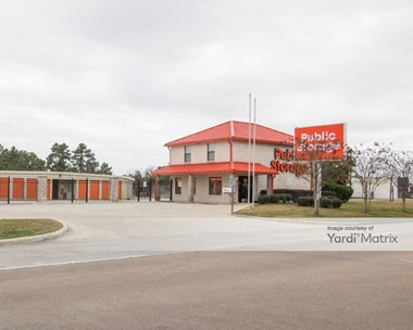 Storage Units for Rent available at 15145 Ella Blvd, Houston, TX 77090 Photo Gallery 1
