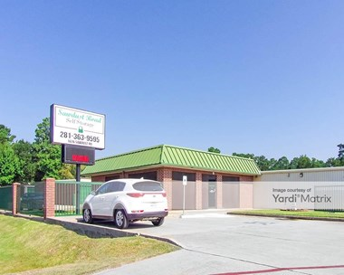 Storage Units for Rent available at 1626 Sawdust Road, The Woodlands, TX 77380 Photo Gallery 1