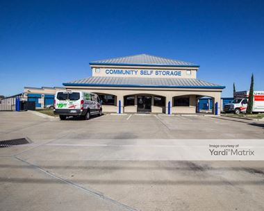 Storage Units for Rent available at 8300 Fry Road, Cypress, TX 77433 Photo Gallery 1