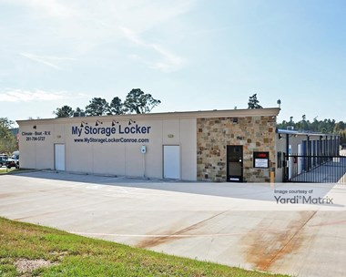 Storage Units for Rent available at 14545 Highway 105 West, Conroe, TX 77304 Photo Gallery 1