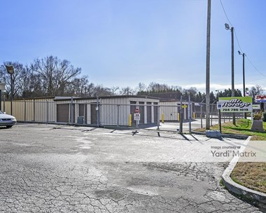 Storage Units for Rent available at 1615 South Main Street, Kannapolis, NC 28081 Photo Gallery 1