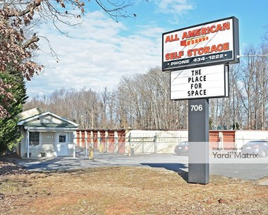 Storage Units for Rent available at 706 West Fairfield Road, High Point, NC 27263 Photo Gallery 1
