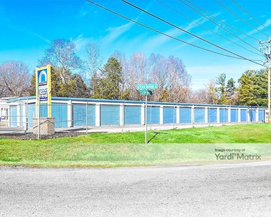Storage Units for Rent available at 3889 Old Concord Road, Salisbury, NC 28146 Photo Gallery 1