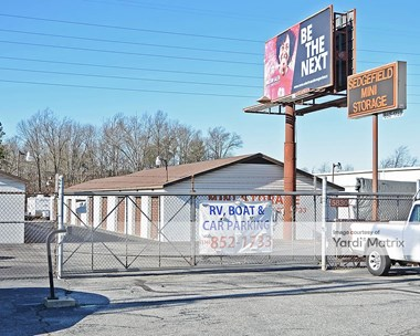 Storage Units for Rent available at 5830 West Gate City Blvd, Greensboro, NC 27407 Photo Gallery 1
