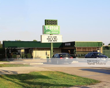 Storage Units for Rent available at 1900 First Street, Humble, TX 77338 Photo Gallery 1