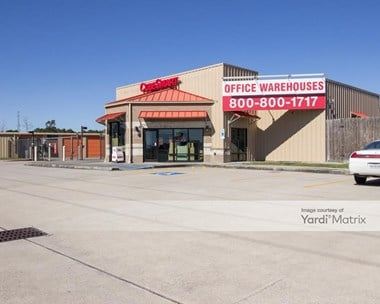 Storage Units for Rent available at 7707 North Sam Houston Pkwy East, Humble, TX 77396 Photo Gallery 1