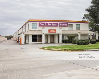 Storage Units for Rent available at 17050 North Freeway, Houston, TX 77090 Photo Gallery 1