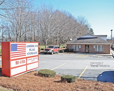 Storage Units for Rent available at 3700 North Church Street, Greensboro, NC 27405 Photo Gallery 1