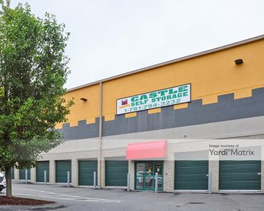 Storage Units for Rent available at 464 Quincy Avenue, Braintree, MA 02184 Photo Gallery 1