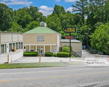 Storage Units for Rent available at 423 West Oxmoor Road, Birmingham, AL 35209 Photo Gallery 1