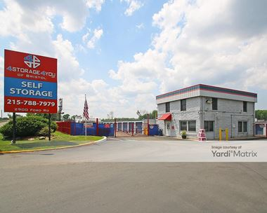Storage Units for Rent available at 2900 Ford Road, Bristol, PA 19007 Photo Gallery 1