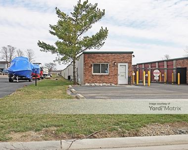 Storage Units for Rent available at 13323 Britton Park Road, Fishers, IN 46038 Photo Gallery 1