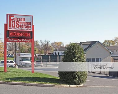 Storage Units for Rent available at 1601 Delmar Drive, Folcroft, PA 19032 Photo Gallery 1