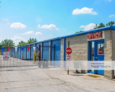 Storage Units for Rent available at 1410 North Green Street, Brownsburg, IN 46112 Photo Gallery 1
