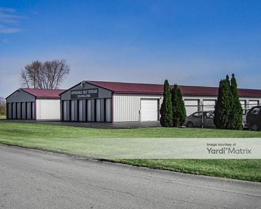 Storage Units for Rent available at 151 Norbeh Drive, Hebron, IN 46341 Photo Gallery 1