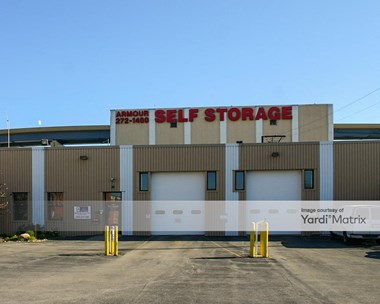 Storage Units for Rent available at 999 West Mt. Vernon Avenue, Milwaukee, WI 53233 Photo Gallery 1