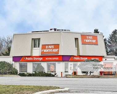 Storage Units for Rent available at 2109 Ogden Avenue, Lisle, IL 60532 Photo Gallery 1