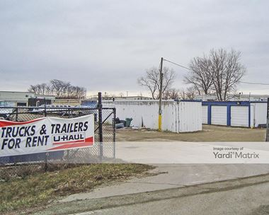 Storage Units for Rent available at 20555 SE Frontage Road, Joliet, IL 60431 Photo Gallery 1