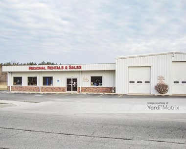 Storage Units for Rent available at 8788 East Ridge Road, Hobart, IN 46342 Photo Gallery 1