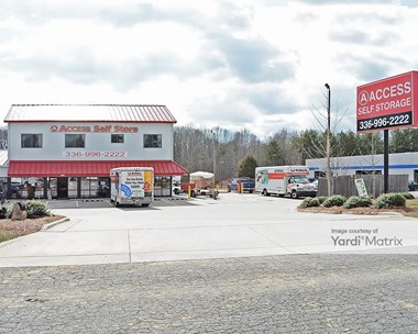 Storage Units for Rent available at 475 Arbor Hill Road, Kernersville, NC 27284 Photo Gallery 1