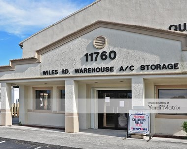 Storage Units for Rent available at 11760 Wiles Road, Coral Springs, FL 33076 Photo Gallery 1